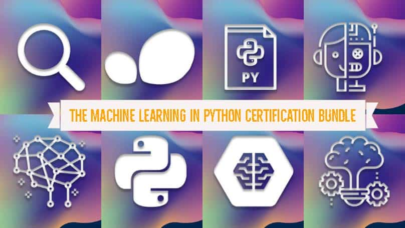 Quick Look: Pay What You Want: The Machine Learning in Python Certification Bundle