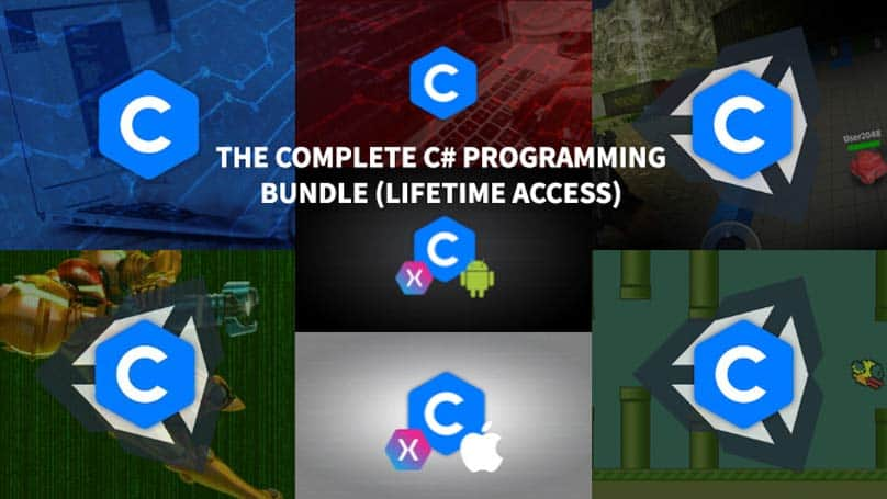 Quick Look: The Complete C# Programming Bundle (Lifetime Access)
