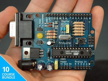 Pay What You Want: 2018 Arduino Enthusiast E-Book Bundle [ Sponsored ]