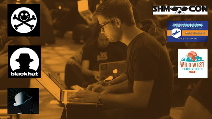 Best Hacker Conferences of 2019