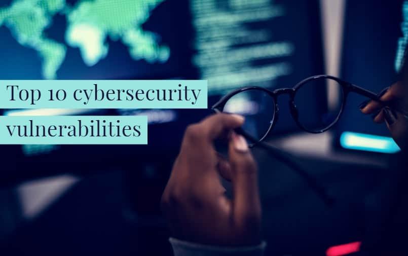 HackerOne breaks down the top 10 cybersecurity vulnerabilities