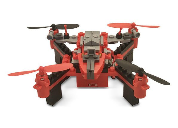 Force Flyers DIY Building Block Drone