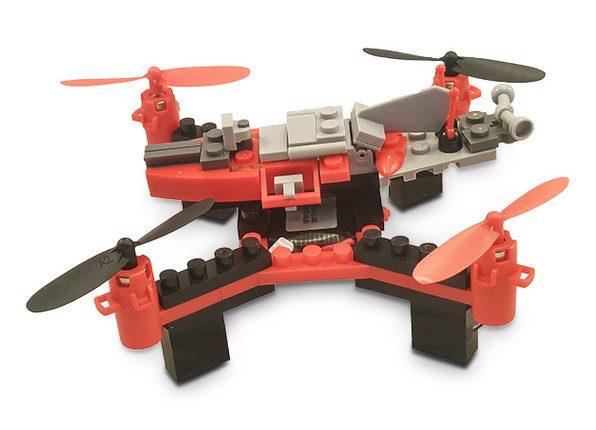 Force Flyers DIY Building Block Drone3