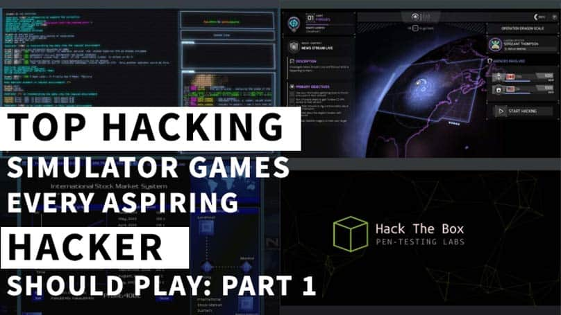 Top Hacking Simulator Games Every Aspiring Hacker Should